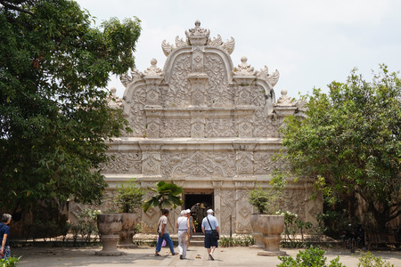 taman: Taman Sari Yogyakarta Indonesia Editorial