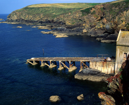 lifeboat station: Lizard Point in Cornwall