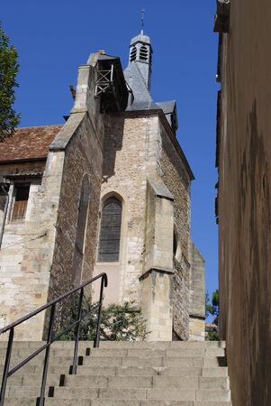 jacques: Saint  Jacques church Bergerac