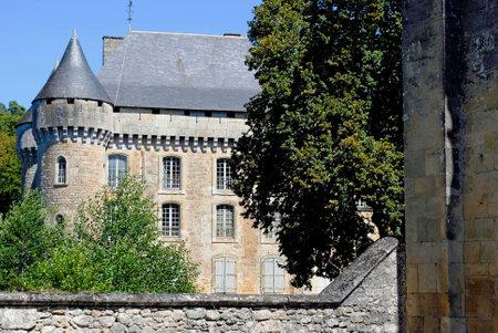 campagne: Chateau de Campagne, France