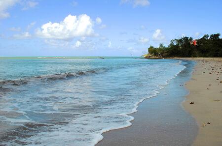 st lucia: Warfe Beach St Lucia