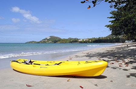 st lucia: Halcyon Beach St Lucia