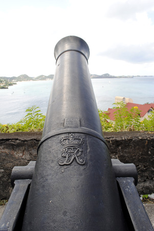 Cannon in St George