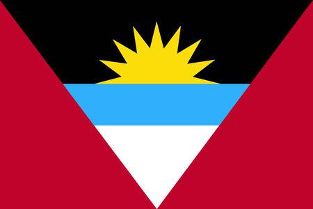 antigua flag: Antigua and Barbuda Flag
