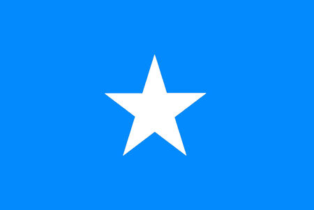 somalia: Somalia Flag Stock Photo