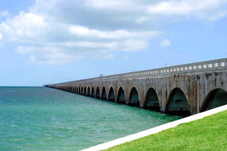 mile: 7 mile bridge Florida Keys