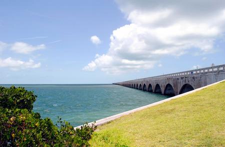 7 mile bridge Florida Keys photo