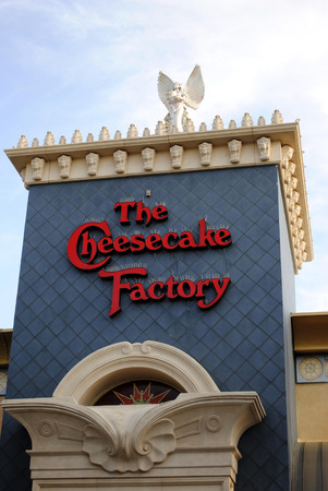The Cheesecake Factory Editorial