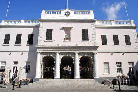 macintosh: John Macintosh Hall Gibraltar