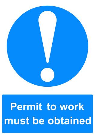 署名活動の許可
