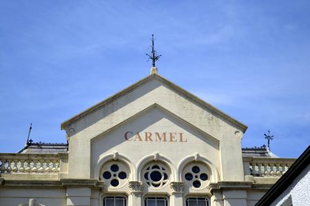 carmel: Edificio Carmelo en Conwy