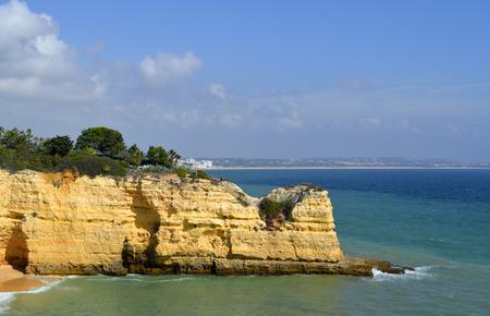 barlavento: Senhora Da Rocha Beach