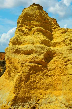 vale: Formacja Vale Olival Plaża Skała