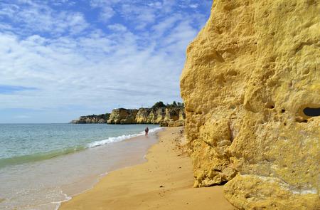 spectacular: Vale Do Olival Beach spectacular cliffs