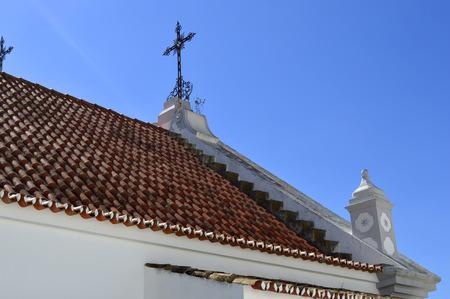 alte: Church of Alte in Portugal
