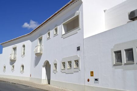 armacao: House in the village of Armacao De Pera in Portugal