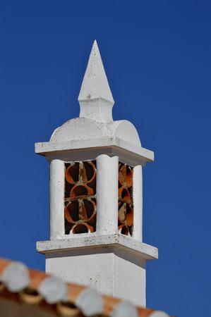 barlavento: A typical Portuguese chimney pot