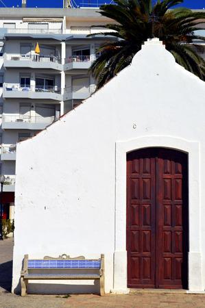armacao: Church in Armacao De Pera, Portugal