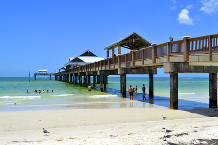 pinellas: Pier 60 Clearwater Beach Florida