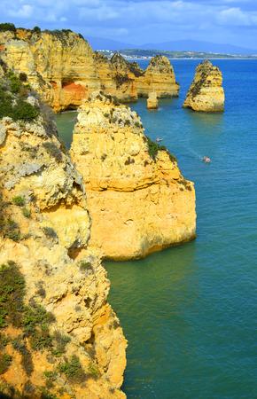 da: Ponta Da Piedade spectacular rock formations