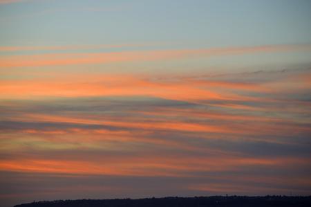 sunup: Sunset in the Mediterranean