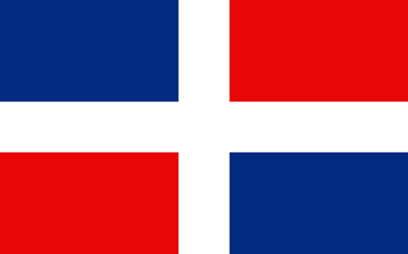 dominican: Dominican Republic National Flag