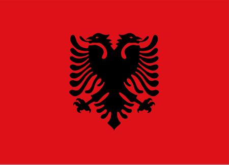 albanian: Albanian National flag