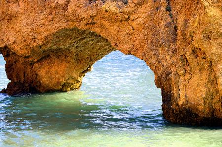 Ponta Da Piedade spectacular rock formations on the Algarve coast
