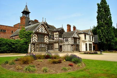 A 16th century house built for the Tatton family. In 1924 the house and grounds were donated to Manchester City Council to be used by the public.