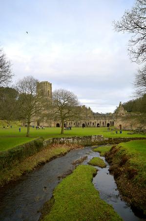 ユネスコ世界遺産に登録された13世紀の歴史的噴水