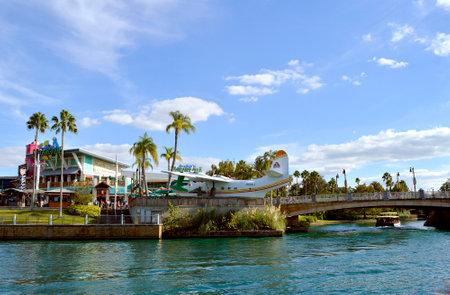 Universal Studios Resort Margaritaville restaurant