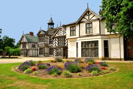 A 16th century house built for the Tatton family. In 1924 the house and grounds were donated to Manchester City Council to be used by the public