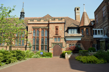 The Queens School in Chester an independent day school for girls founded in 1878