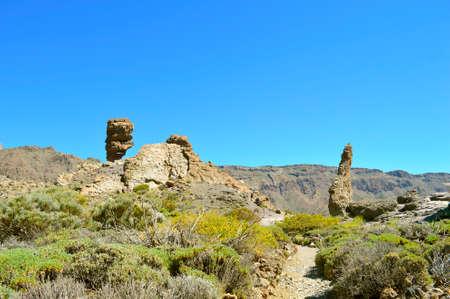 Mount Teide National Park in Tenerife