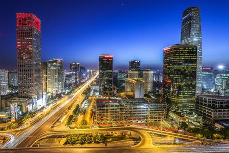 beijing: beijing cityscape