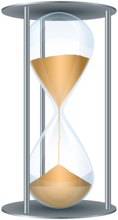 timepiece: Hourglass