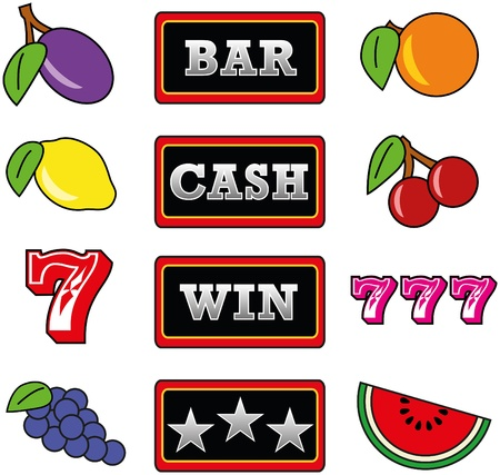 slots: Slot Machine Symbols