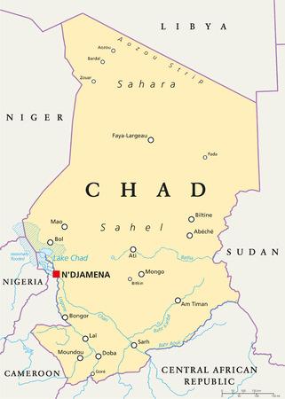 Burkina Faso Political Map With Capital Ouagadougou National