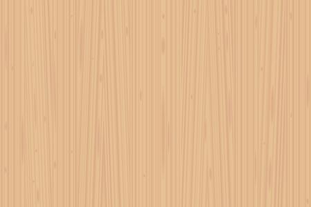 明るい木目のテクスチャ - ベクター背景イラストです。