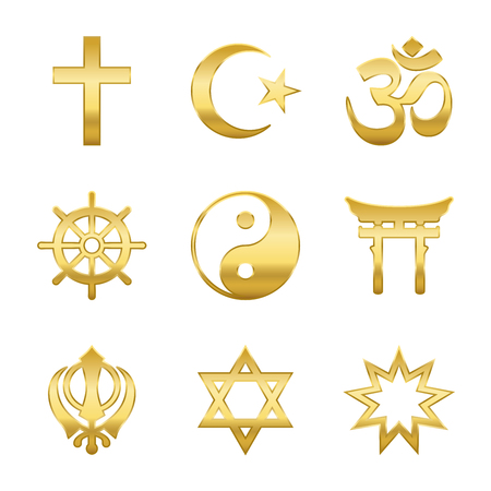 Symbols Of World Religions Nine Signs Of Major Religious Groups