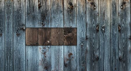 old brown rustic dark wooden texture - wood background panorama long banner with copy space
