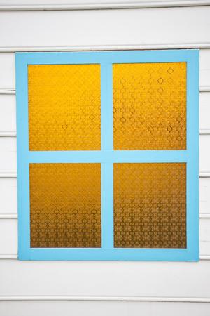 diagonals: Colorful glass windows
