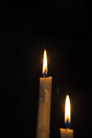 Candle in the Dark photo