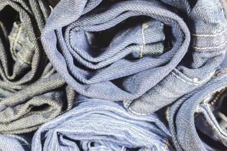 blue jeans: Blue Jeans texture background Stock Photo