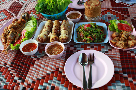Thai food  Stock Photo - 27190394
