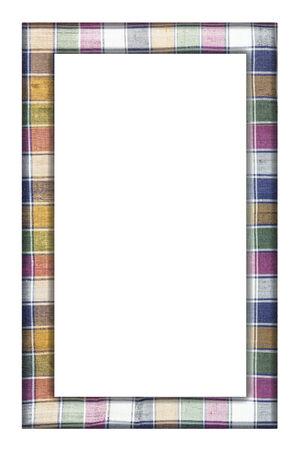 loincloth: Colorful Thai loincloth fabric background