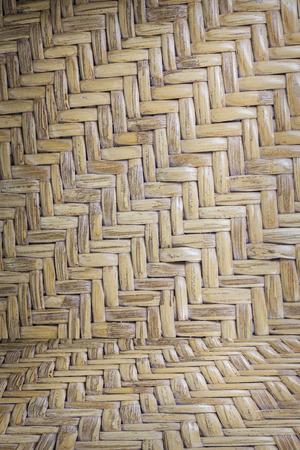 rattan: brown woven rattan texture patterns Stock Photo