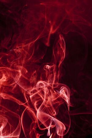 noxious: red smoke