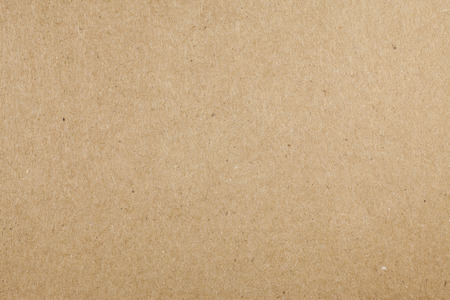 brown: Recycled paper background Stock Photo