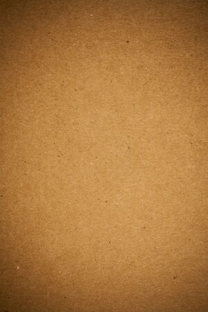 recycled: Brown recycled paper background. Stock Photo